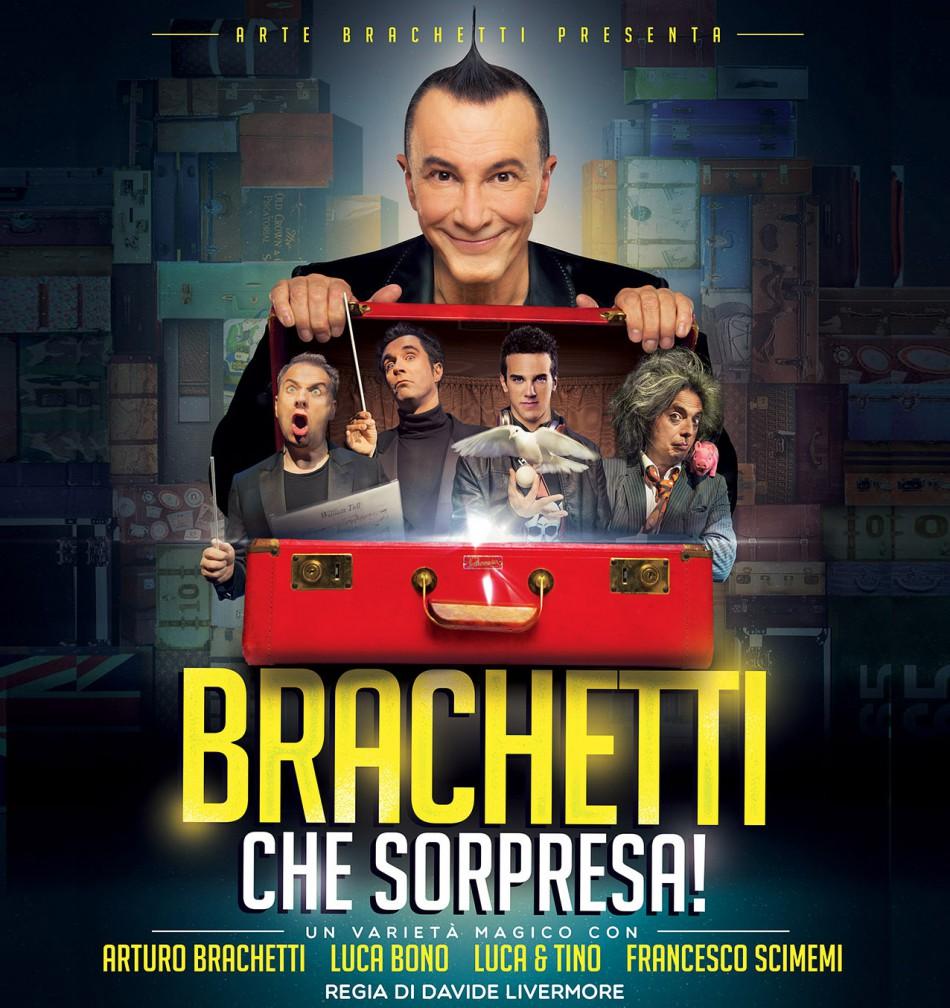 Arturo Brachetti BRACHETTI CHE SORPRESA!