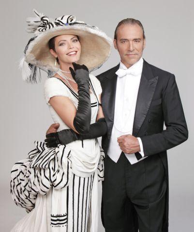 Vittoria Belvedere e Luca Ward MY FAIR LADY