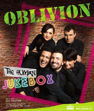 Oblivion THE HUMAN JUKE-BOX
