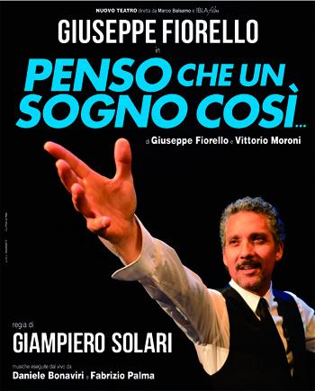 Beppe Fiorello PENSO CHE UN SOGNO COSI'…