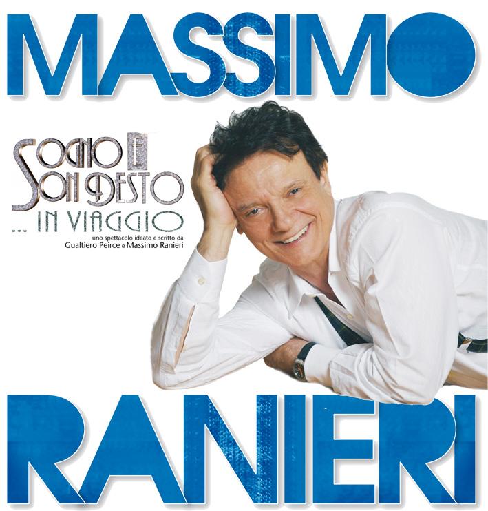 Massimo Ranieri SOGNO E SON DESTO…IN VIAGGIO