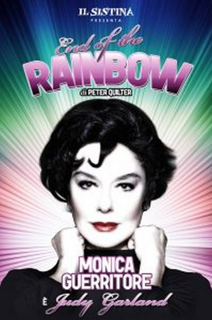 Monica Guerritore in END OF THE RAINBOW