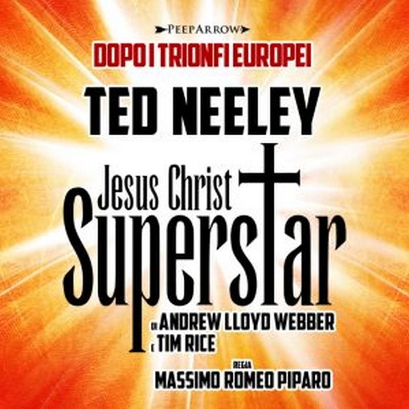 Ted Neeley in JESUS CHRIST SUPERSTAR