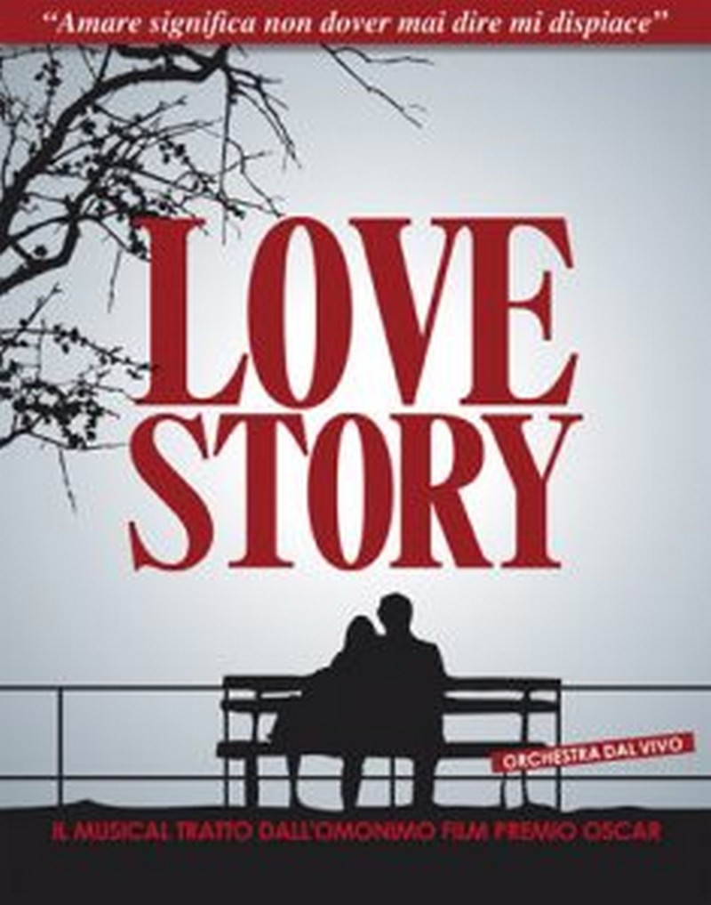 LOVE STORY IL MUSICAL