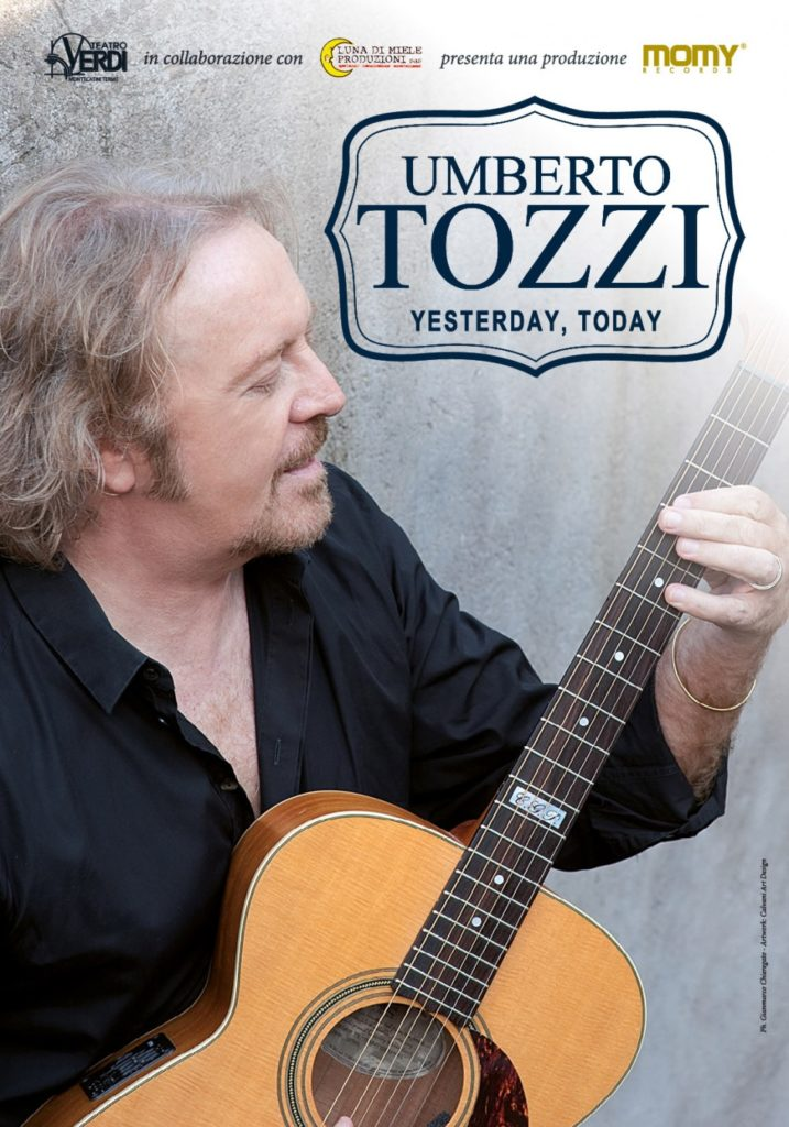 Umberto Tozzi Yesterday…Today