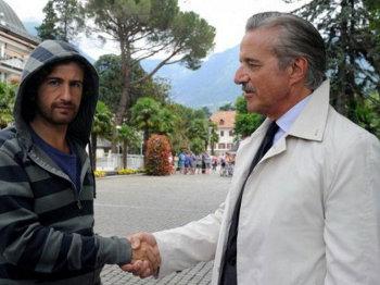 Alessandro Siani  Christian De Sica IL PRINCIPE ABUSIVO a Teatro