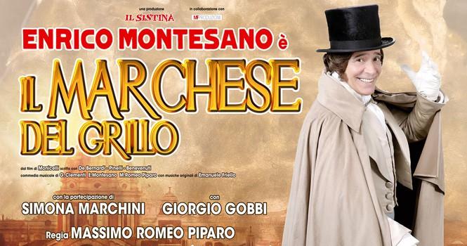Enrico Montesano IL MARCHESE DEL GRILLO