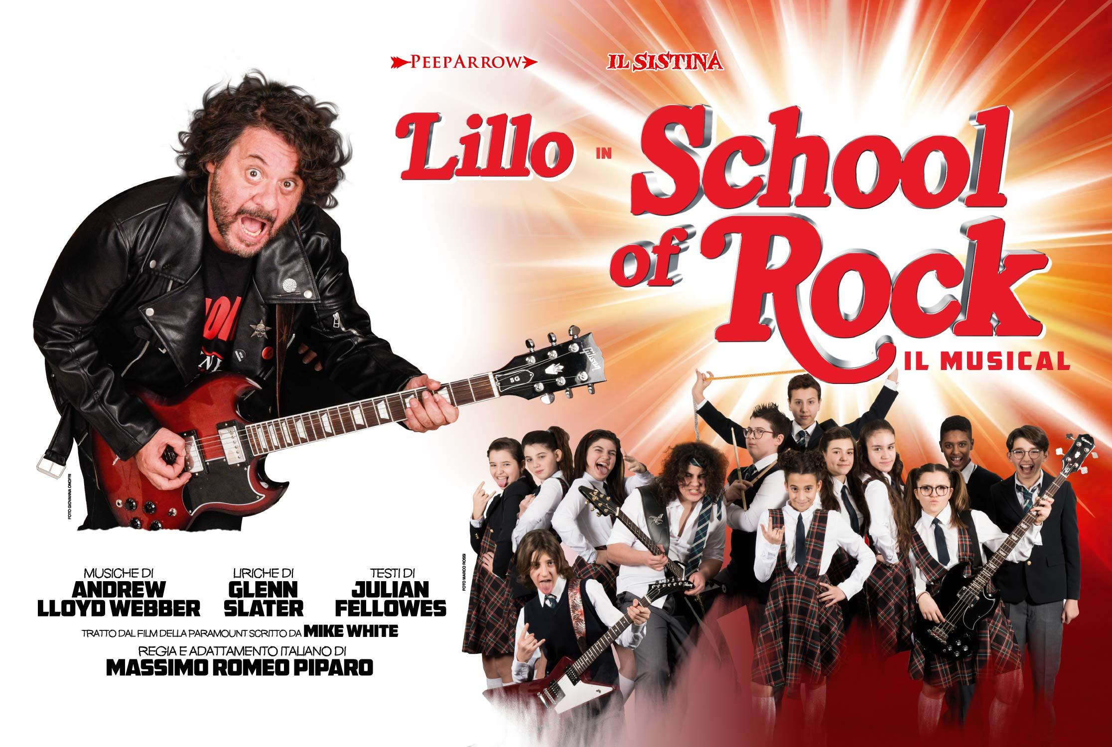 SCHOOL OF ROCK è pronto al debutto ufficiale!