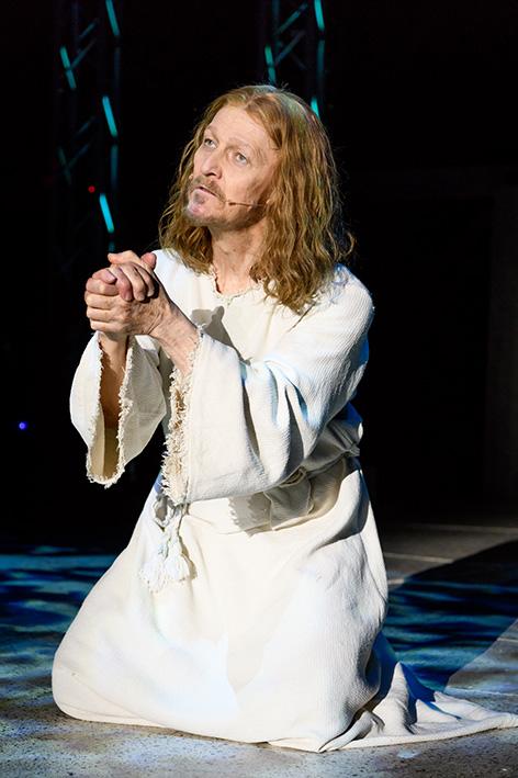 JESUS CHRIST SUPERSTAR SOLO FINO AL 16 DICEMBRE