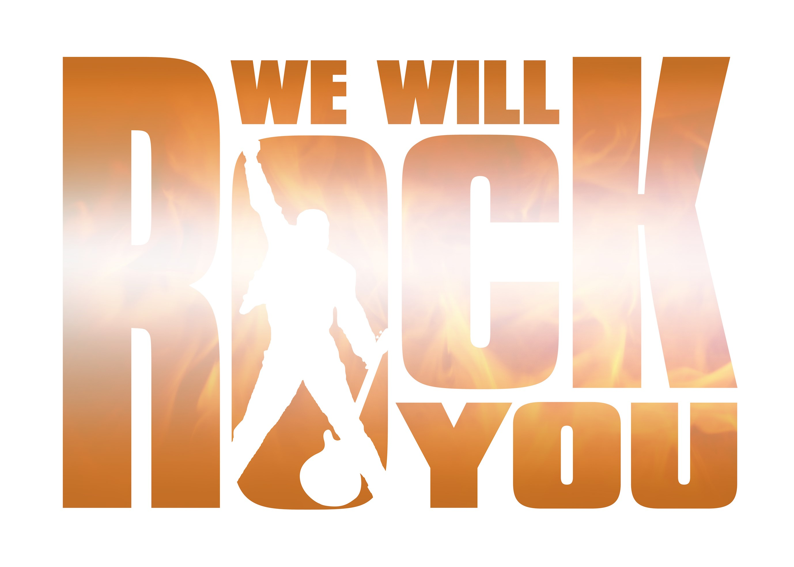 AUDIZIONI PER LA PRODUZIONE EUROPEA DI WE WILL ROCK YOU
