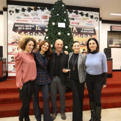 Samuela Sardo-Tosca d'Aquino-Massimo Romeo Piparo_Roberta Lanfranchi_Rossella Brescia