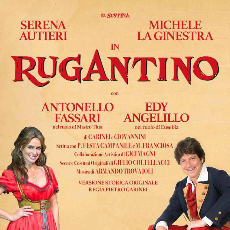 Resultado de imagen de RUGANTINO SISTINA